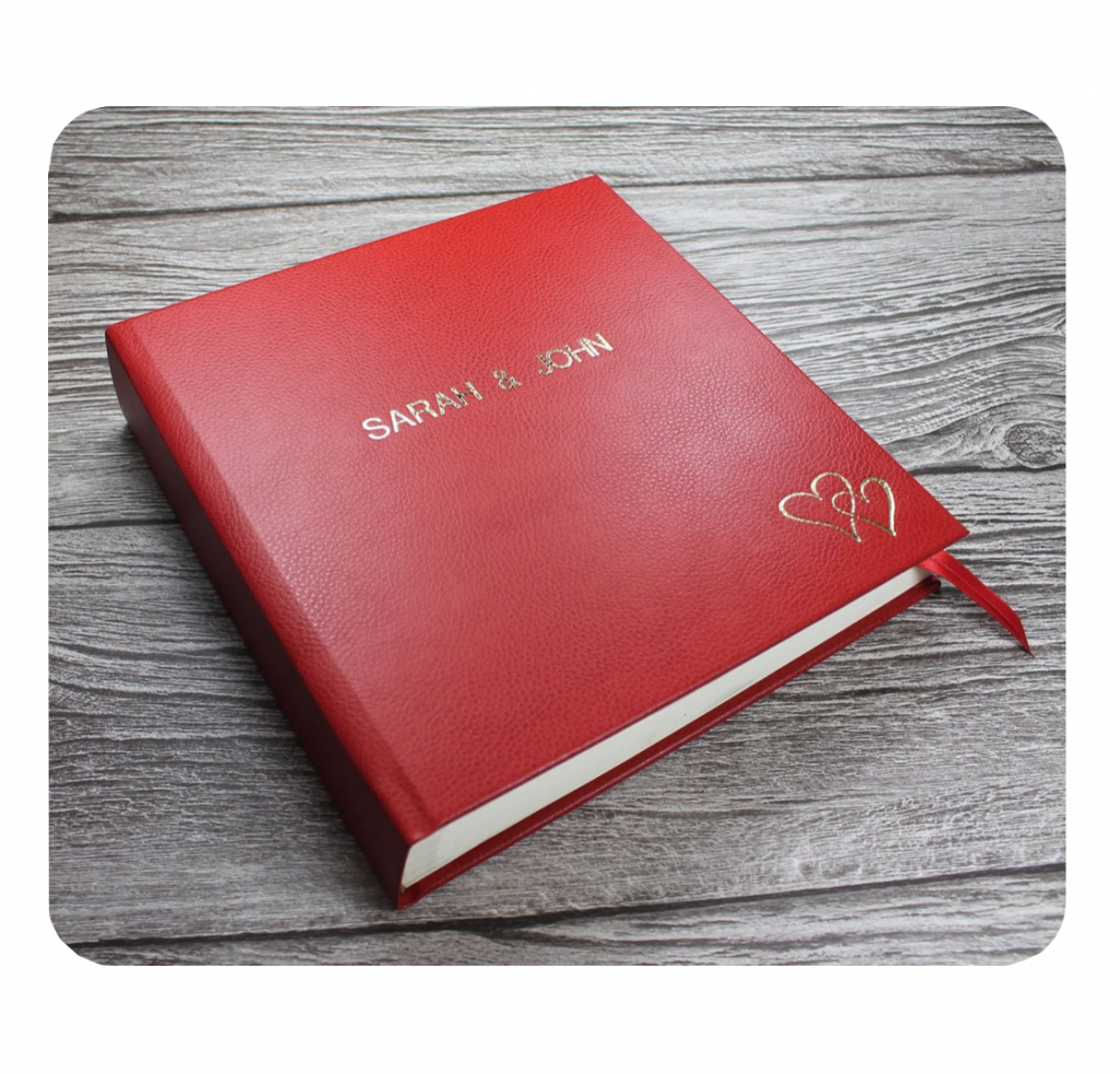 Leatherette Hardcover, Book Binding, Auckland