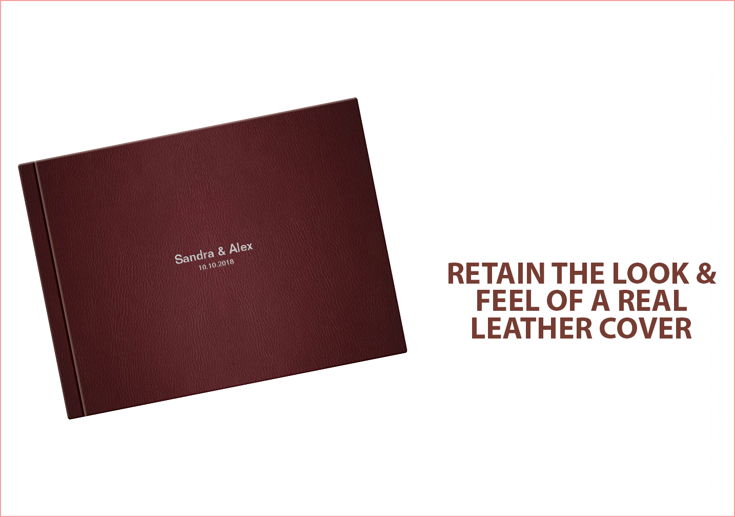 hardcover leatherette1